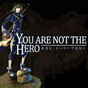 You Are Not The Hero Key Kaufen Preisvergleich
