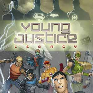 Young Justice Legacy PS3 Code Kaufen Preisvergleich