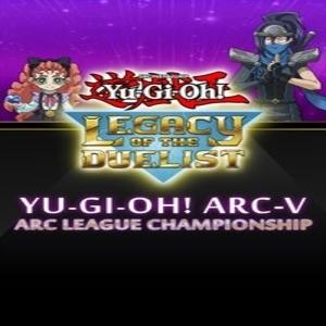 Yu-Gi-Oh ARC-V ARC League Championship