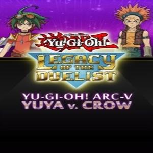 Yu-Gi-Oh ARC-V Yuya vs Crow