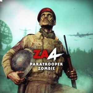 Zombie Army 4 Paratrooper Zombie Character