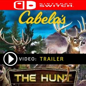 Cabela's The Hunt Nintendo Switch Digital Download und Box Edition