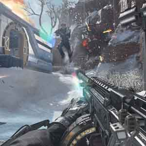 Call of Duty Advanced Warfare PS4: Player's Point-of- Ansicht