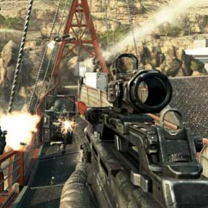 Call of Duty Black Ops 2 - Spieler Ansicht