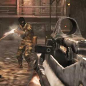 Call of Duty Black Ops - Attacke