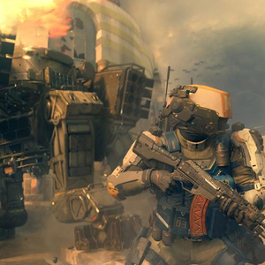 Call of Duty Black Ops 3 Xbox One Spieler Screenshot