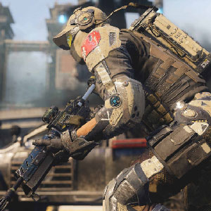 Call of Duty Black Ops 3 Soldat