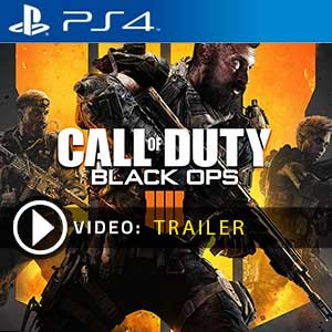 Call of Duty Black Ops 4 PS4 Digital Download und Box Edition