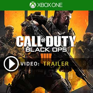 Call of Duty Black Ops 4 Xbox One Digital Download und Box Edition