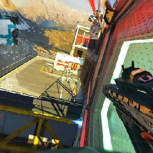 Luftkampf in Call of Duty Infinite Warfare