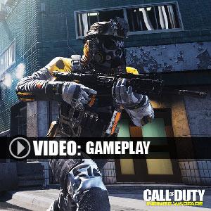 Call of Duty Infinite Gameplay Video