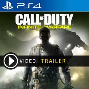 Call of Duty Infinite Warfare PS4 Digital Download und Box Edition