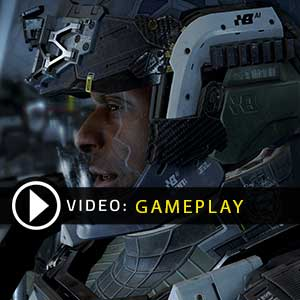 Call of Duty Infinite PS4 Gameplay Video