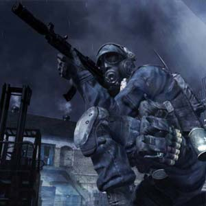 Call Of Duty 4 Modern Warfare 3 - Charakter