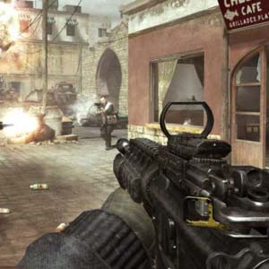 Call Of Duty 4 Modern Warfare 3 - Waffe