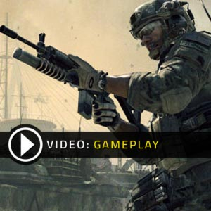 Call Of Duty 4 Modern Warfare 3 Gameplay Video