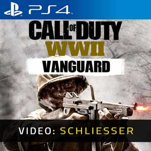 Call of Duty Vanguard PS4 Video Trailer