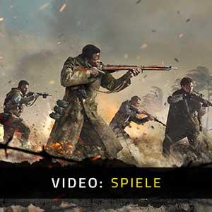 Call of Duty Vanguard Gameplay Video