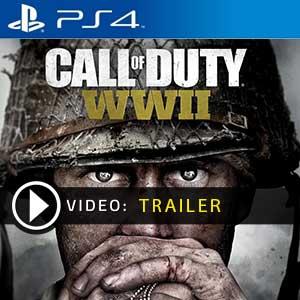 Call of Duty WW2 PS4 Digital Download und Box Edition
