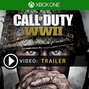Call of Duty WW2 Xbox One Digital Download und Box Edition