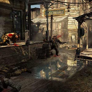 Call of Juarez Gunslinger Kampf