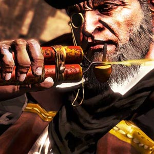 Call of Juarez Gunslinger Dynamit