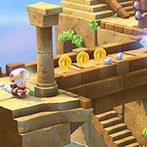 Captain Toad Treasure Tracker Nintendo Wii U Diamond