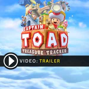 Captain Toad Treasure Tracker Nintendo Wii U Digital Download und Box Edition