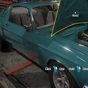 Automechaniker Reparatur Service