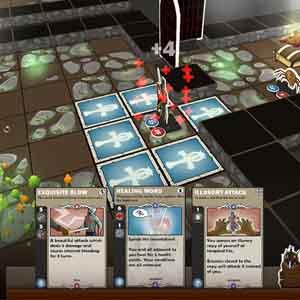 Card Dungeon: Wählen Sie eine Karte
