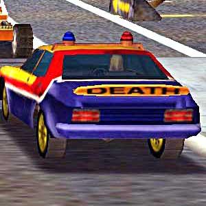 Carmageddon TDR 2000 - Tod