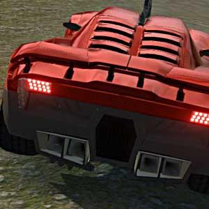 Carmageddon TDR 2000 - Auto