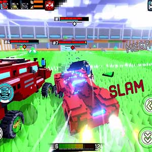 Mega-Slam