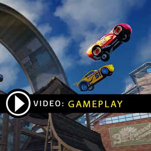 Cars 3 Driven to Win Nintendo Wii U Gameplay Video