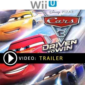Cars 3 Driven to Win Nintendo Wii U Digital Download und Box Edition