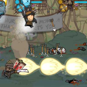 Castle Crashers Gameplay