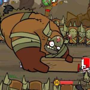 Castle Crashers Feind