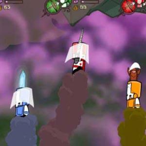 Castle Crashers Charaktere