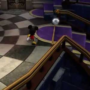 Castle of Illusion starring Mickey Mouse Schloss