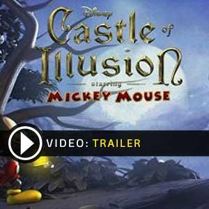 Castle of Illusion starring Mickey Mouse Key kaufen - Preisvergleich