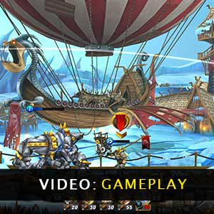 CastleStorm Gameplay Video