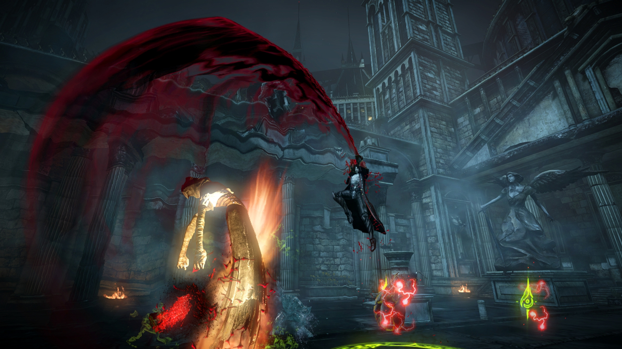 Castlevania Lords of Shadow 2 Vampir
