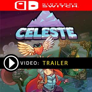 Celeste Nintendo Switch Digital Download und Box Edition