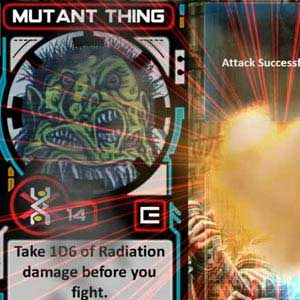Chainsaw Warrior Mutant Thing
