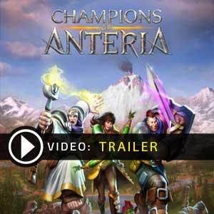 Champions of Anteria Key Kaufen Preisvergleich