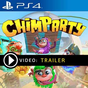 Chimparty PS4 Digital Download und Box Edition