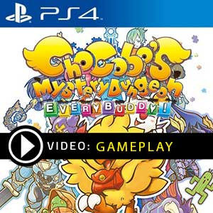 Chocobo's Mystery Dungeon EVERY BUDDY PS4 Digital Download und Box Edition