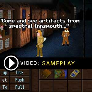 Chronicle of Innsmouth Gameplay Video
