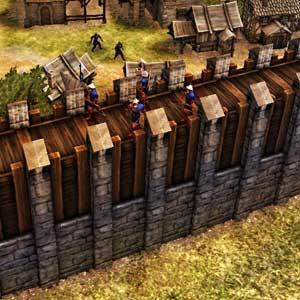 Citadels - Außenwandungen