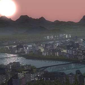 Cities in Motion 2 - Stadt bei Nacht